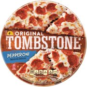 TOMBSTONE Original Pepperoni Frozen Pizza 20.6 oz. Pack