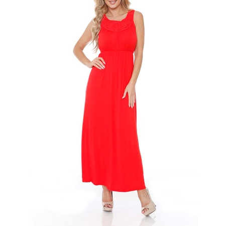 Women's Katherine Maxi Dress - Belle Dress For Women