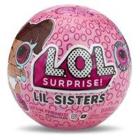 L.O.L. Surprise! Eye Spy Lil Sisters Doll Series 4-1