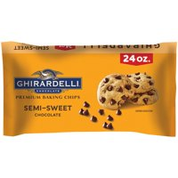 Ghirardelli Choc Ghirardelli Semi Sweet Baking Chips 24 oz