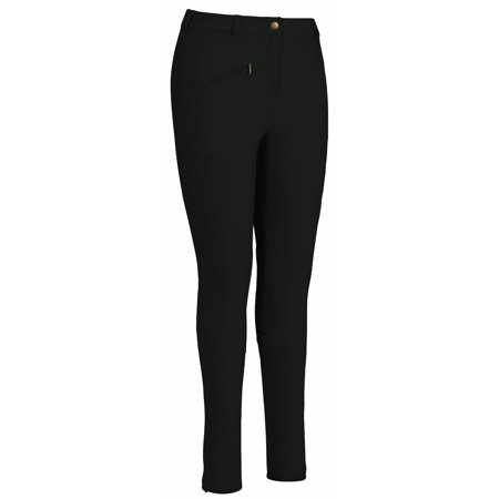 Sport Knee Patch Breeches - Ladies Ribb Knee Patch Regular Breeches