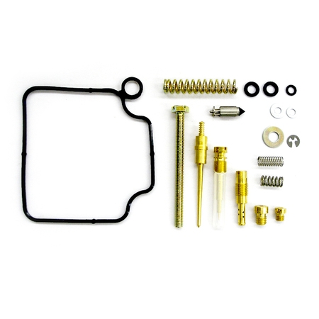New Carburetor Rebuild Kit Polaris Sportsman 400 400cc 2003 2004 2005