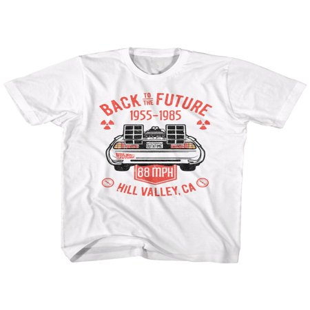 Back To The Future 1985 Comedy Action Movie Hill Valley Adult T-Shirt Tee 4X (Nike Back To The Future)