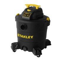 Stanley 12 gallon,SL18199P, 6-peak horse power, wet dry vacuum SL18199P