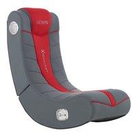 X Rocker Extreme III Gaming Chair Rocker, Black/Red