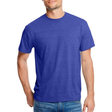 - Hanes Big men's x-temp with fresh iq short sleeve t-shirt
