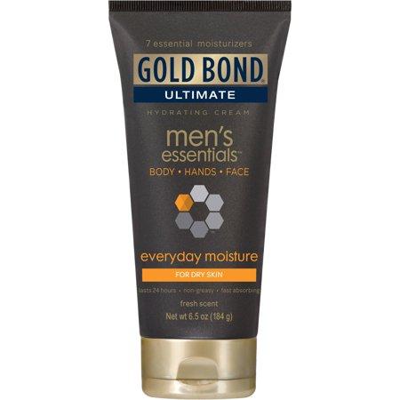 Men Creme (GOLD BOND® Ultimate Men's Everyday Moisture Cream 6.5oz )