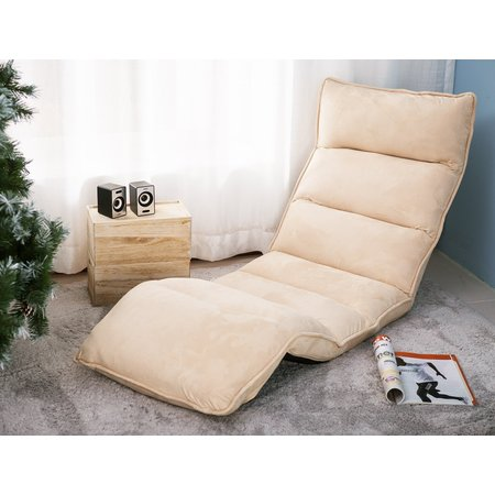 Merax Foldable Floor Chair Relaxing Lazy Sofa Bed Seat Couch (Best Merax Sofa Bed)