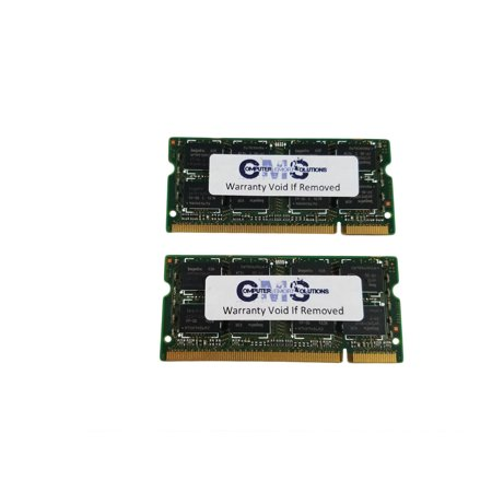 4Gb (2X2Gb) Sodimm Memory Ram Compatible With Dell Latitude E5500 Notebook Ddr2 By CMS A39 ()