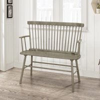 Jerimiah Spindleback Bench, Multiple Finishes