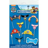 PAW Patrol Photo Booth Props, 8pc