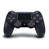 Sony Playstation 4 DualShock 4 Controller, Black, 711719504290