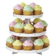 Wilton 3 Tier Cupcake Stand White