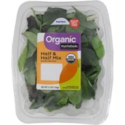 Marketside Organic Half Spring Mix & Half Spinach Mix Salad, 5.5 Oz.