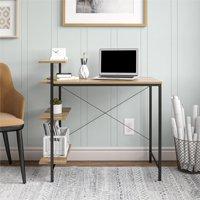 Mainstays Side Storage Desk Deals