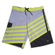 8f476188238e Men's Stripe Boardshort Swim Shorts Spring Fog-SZ-32
