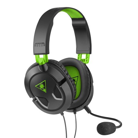 Turtle Beach Recon 50X Gaming Headset for Xbox One, PS4, PC, Mobile (Black)