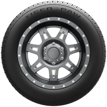 Uniroyal Tiger Paw Touring Highway Tire 195 65r15 91h Walmart Com