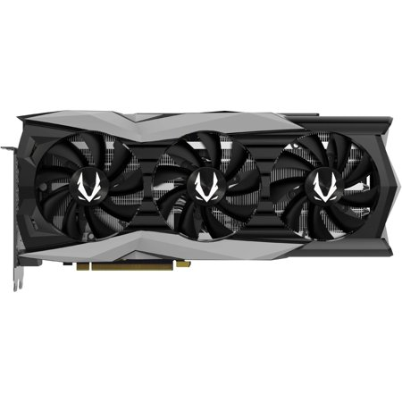 Graphics Card Overclock Edition - ZOTAC Gaming GeForce RTX 2080 AMP Extreme 8GB GDDR6 256-Bit Extreme Overclock Animated RGB 3 Fan Graphics Card ZT-T20800B-10P