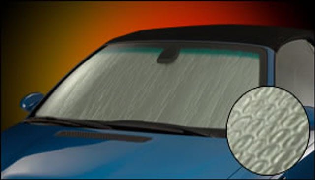 - Bubble Roll-up Sunshade Fits Chevrolet LUMINA 1989-1994 coupe