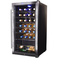 NewAir 27-Bottle Compressor Wine Refrigerator