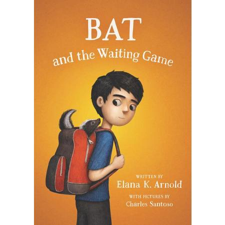 Bat and the Waiting Game (Signed Game Model Bat)