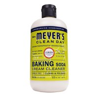 Mrs. Meyer's Clean Day Cream Cleaner, Lemon Verbena, 12 oz