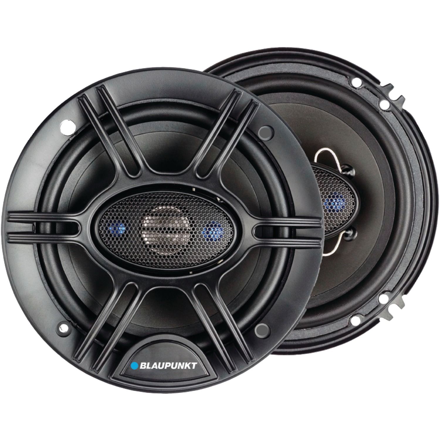 Blaupunkt Four-Way Coaxial Speakers