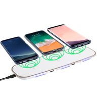 Wireless Charger for iPhone XS X by Cobble Pro Cell Phone Wireless Charging Pad for Samsung Galaxy S9+ Plus S9 S8 S7 Note 8 Apple iPhone XS X 8 8+ (Compatible with all Qi enabled Smartphone device)