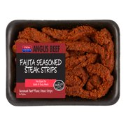 Beef Choice Angus Fajita Seasoned Pre Cut Strips 0.53-1.70 lb