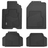 Custom Fit 4-Piece Heavy Duty All Weather Car Floor Mat
