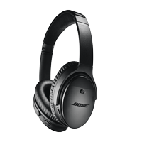 Bose QuietComfort 35 Wireless Headphones II with Google Assistant - Black