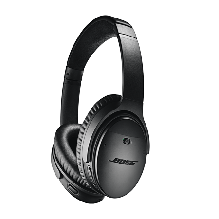 Bose QuietComfort 35 Wireless Headphones II with Google Assistant - (Bose Acoustic Wave Music System Ii Competitors)