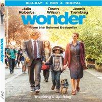 Wonder (Blu-ray + DVD + Digital)