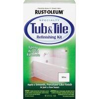 Rust-Oleum, RST7860519, Tub & Tile Refreshing Kit, 1 Kit