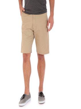 Men's Stretch Twill Flat Front Short