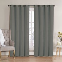 Mainstays Woven Blackout Curtain Panel, Single Panel