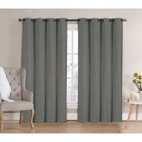 Mainstays Woven Blackout Curtain Panel, Single Panel
