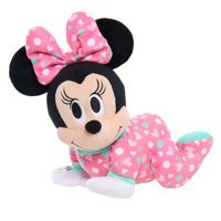 Disney Baby Musical Crawling Pals Plush - Minnie Mouse