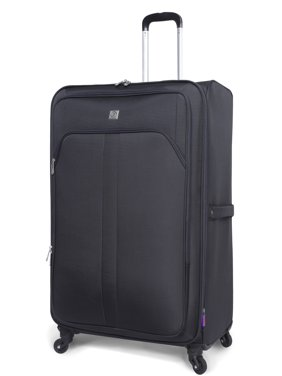 "Protege 28"" Satellite Light Weight Luggage, Gray"