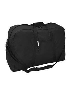 "DALIX 25"" Big Adventure Large Gym Sports Duffle Bag in Black"