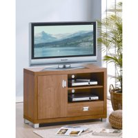 "Techni Mobili 35"" TV Stand for TVs up to 44"" with Storage, Maple (RTA-8830-MPL)"
