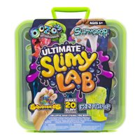 Ultimate Slimy Lab: Make 20 Slime Creations, Including Ooz-O's, SLIMYGLOOP®, Squoosh-o's, and Fizzygloop