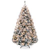 White Christmas Trees Walmartcom