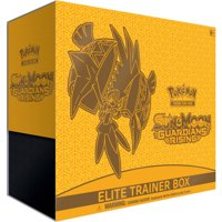 Pokemon Sun and Moon: Guardians Rising Elite Trainer Box Trading Cards