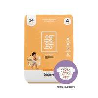 Hello Bello Diapers Jumbo Pack - Fresh & Fruity - Size 4 (24ct)