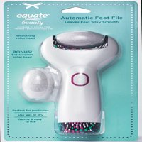 Equate Beauty Automatic Foot File