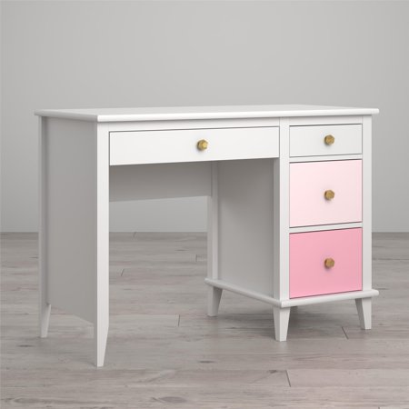 Childrens Bedroom Desks - Little Seeds Monarch Hill Poppy Desk, Multiple Colors