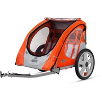 InStep Robin 2-Seater Trailer, Orange