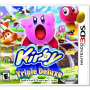 Nintendo Selects: Kirby Triple Deluxe, Nintendo 3DS, 045496743864
